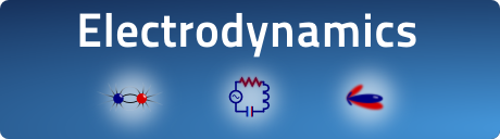 Logo for the electrodynamics course.